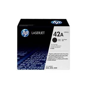 HP Toner HP Q5942A 42A Svart
