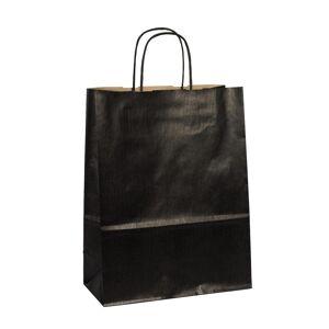 Bärkasse S svart 150st