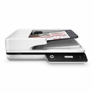 HP Scanjet Pro 3500 f1 - Dokumentskanner - Duplex - A4/Letter