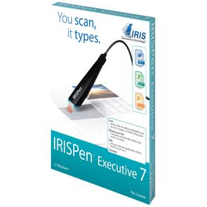 Scanner IRIS Pen Executive 7