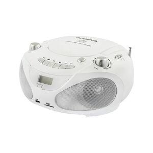 CD-Spelare CHAMPION CD/Radio/MP3/USB V