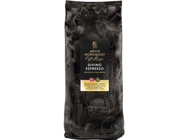 Kaffe Arvid Nordquist Espresso hela bönor 1kg