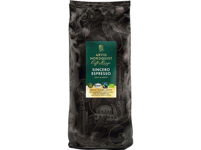 Kaffe ARVID.N Espresso Sincero Bönor 1kg