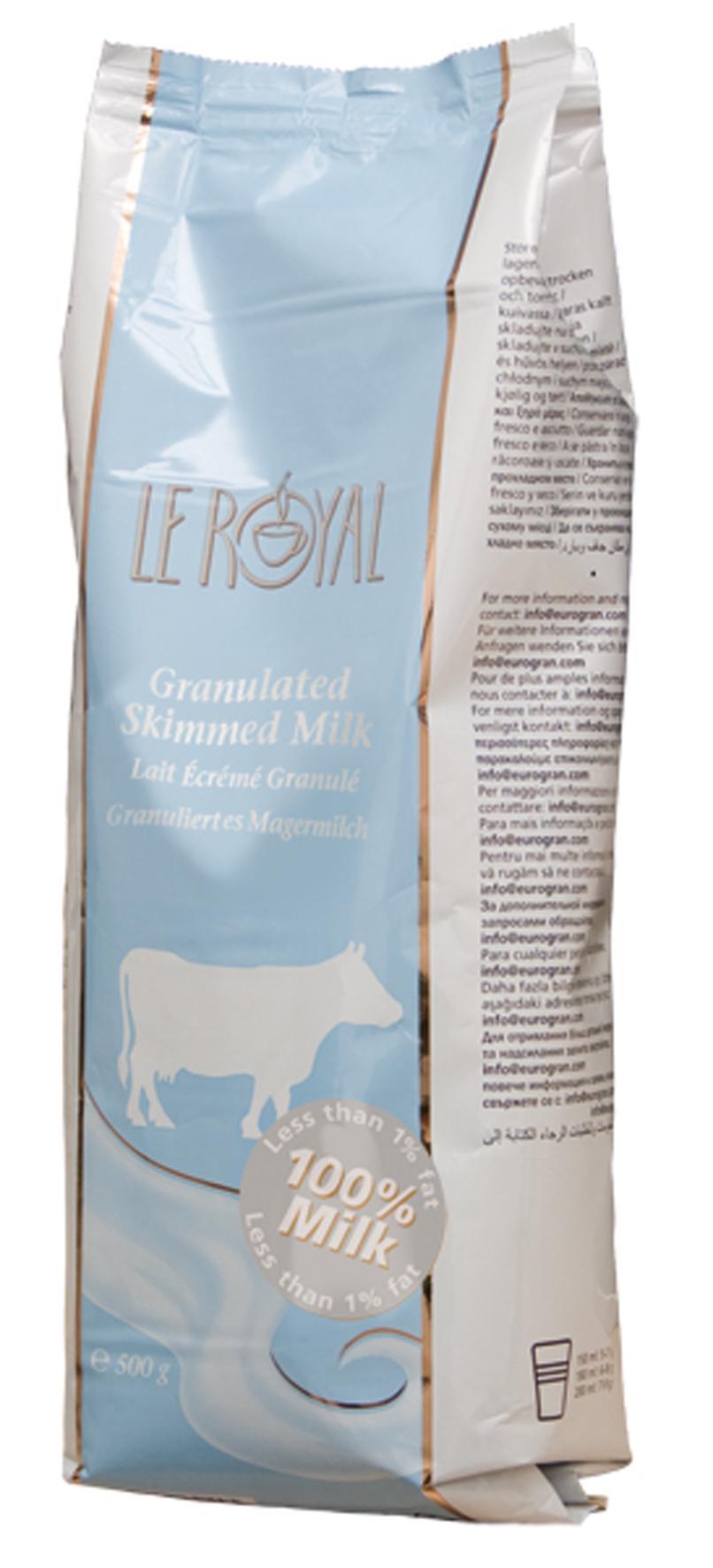 Mjölk 100% Fine Gran 10x500g