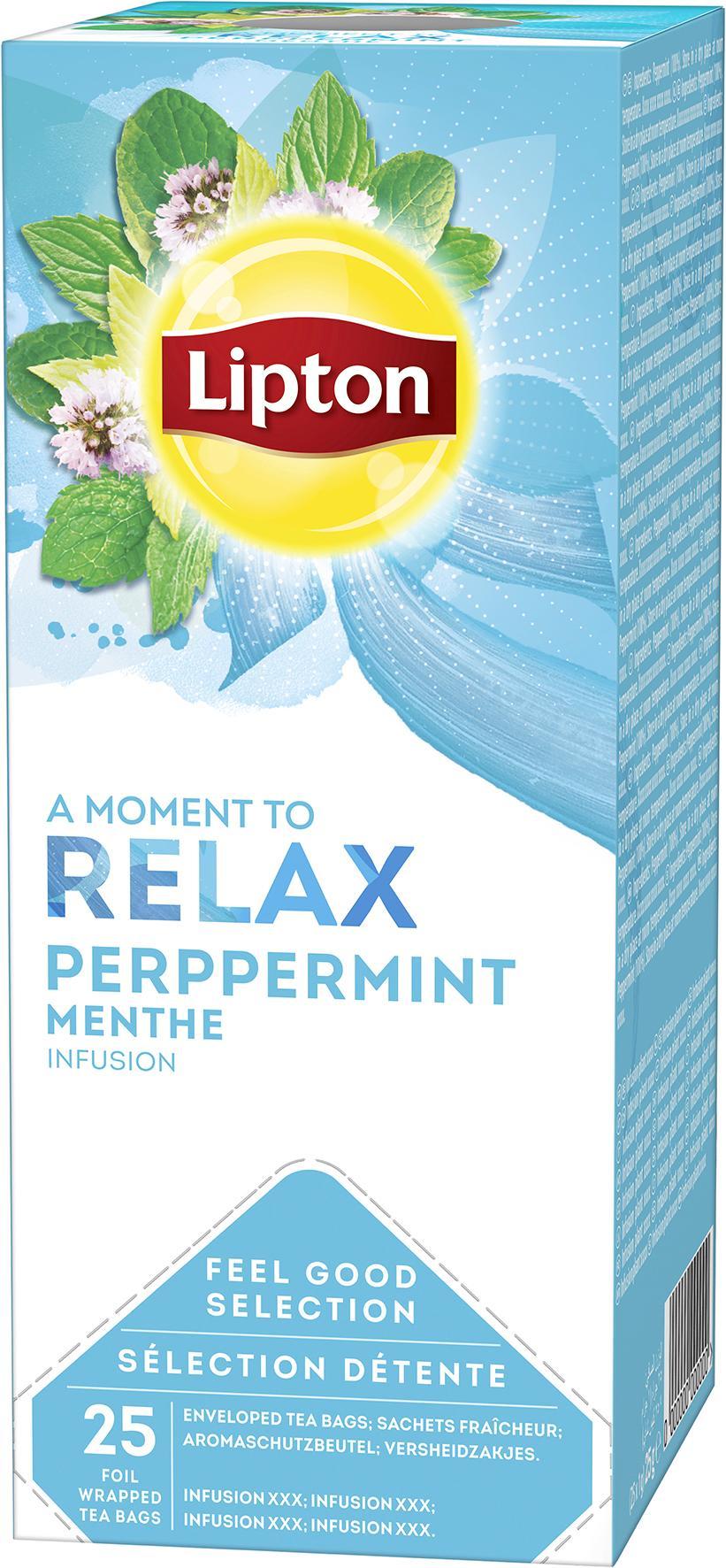 Te Lipton Peppermint     25/fp