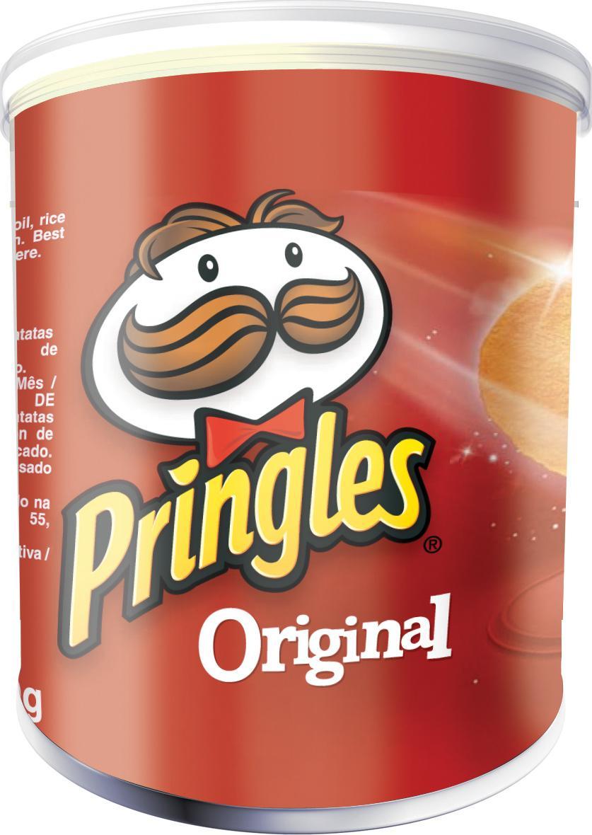 Pringles original 40g 12st