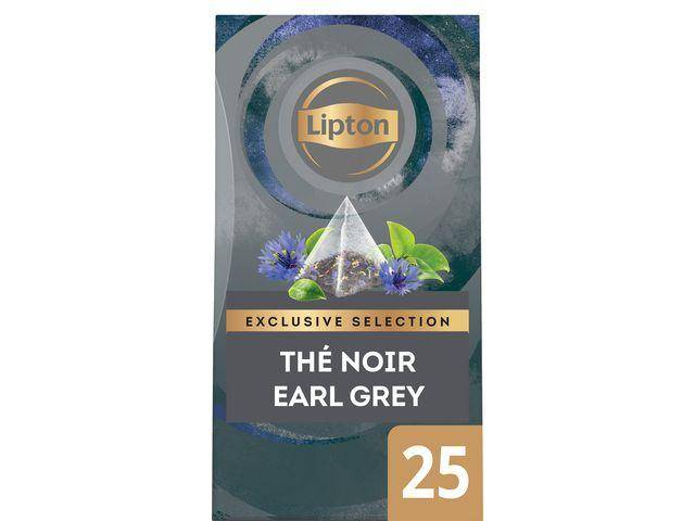 Pyramid Te Lipton Pyramid Påse Earl Grey, 25st