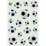 Herma stickers Decor fotbollar (3) 10st