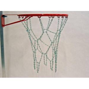 Basketnät Metall