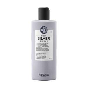 Maria Nila Sheer Silver Shampoo, 350ml