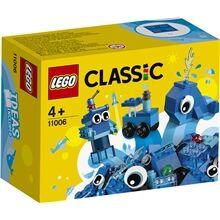 LEGO 11006 LEGO Classic Kreativa Blå Klossar