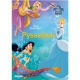 Egmont Kärnan Pysselbok med Disney Prinsessor