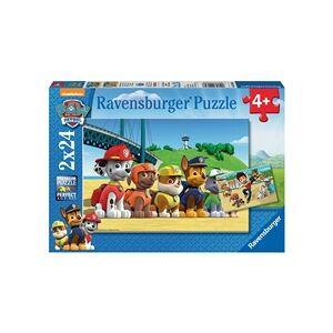 Ravensburger Pussel 2 x 24 Bitar Paw Patrol