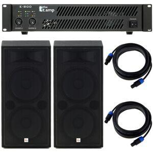 the box PA 252/E800 Set