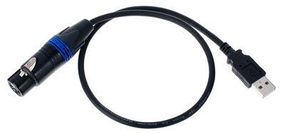 EuroLite USB-DMX512 PRO Cable Interface