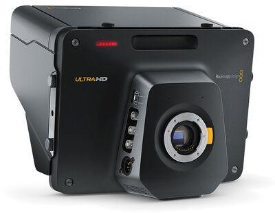 Blackmagic Design Studio Camera 4K v2
