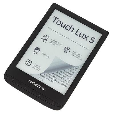 Marschpat Touch Lux 5 black