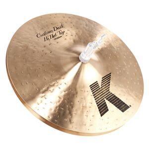 "Zildjian 13"""" K-Custom Dark Hi-Hat"