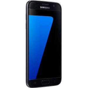 Samsung Galaxy S7 32GB Svart (beg) ( Klass C )