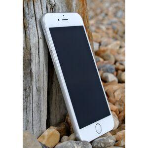 Apple iPhone 6S 16GB silver (beg) ( Klass C )