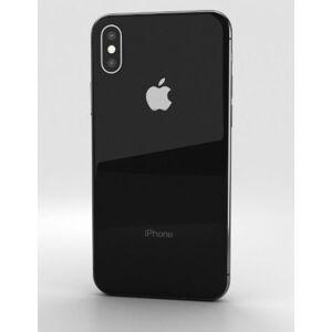 Apple iPhone X 256GB Rymdgrå (beg) ( Klass C )