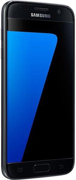 Samsung Galaxy S7 32GB Svart (beg) (Klass A)