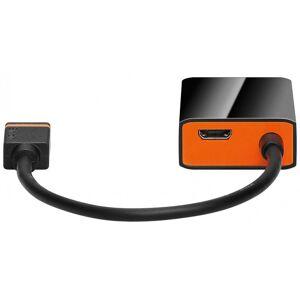 Goobay SlimPort till VGA-adapter