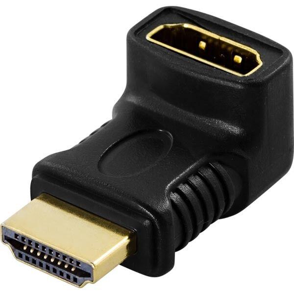 Deltaco Vinklad HDMI-adapter