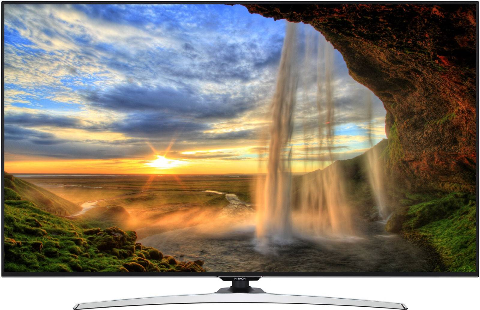 Hitachi 49-tums Smart UHD-TV 4K med HDR
