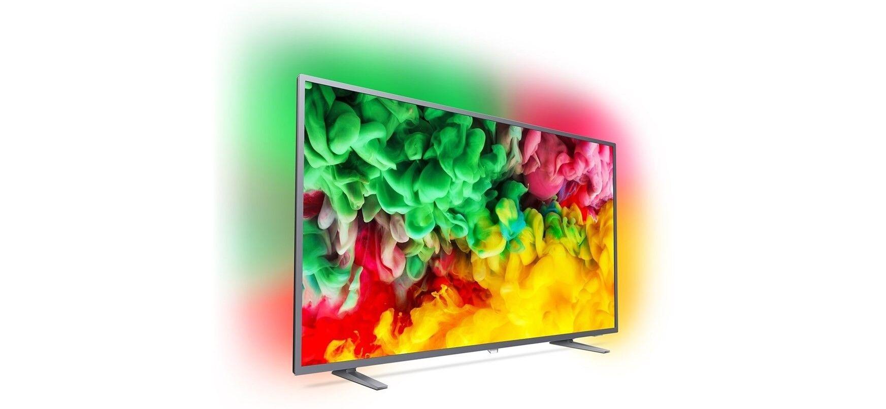Philips 43-tums 4K UHD-TV (Fyndvara)