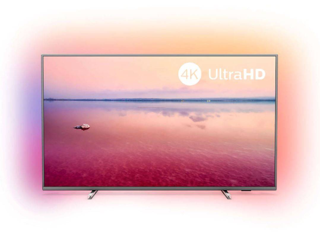 Philips 55-tums 4K Smart UHD-TV