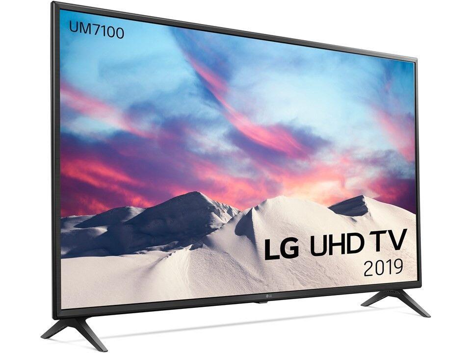 LG 49-tums IPS UHD 4K Smart-TV