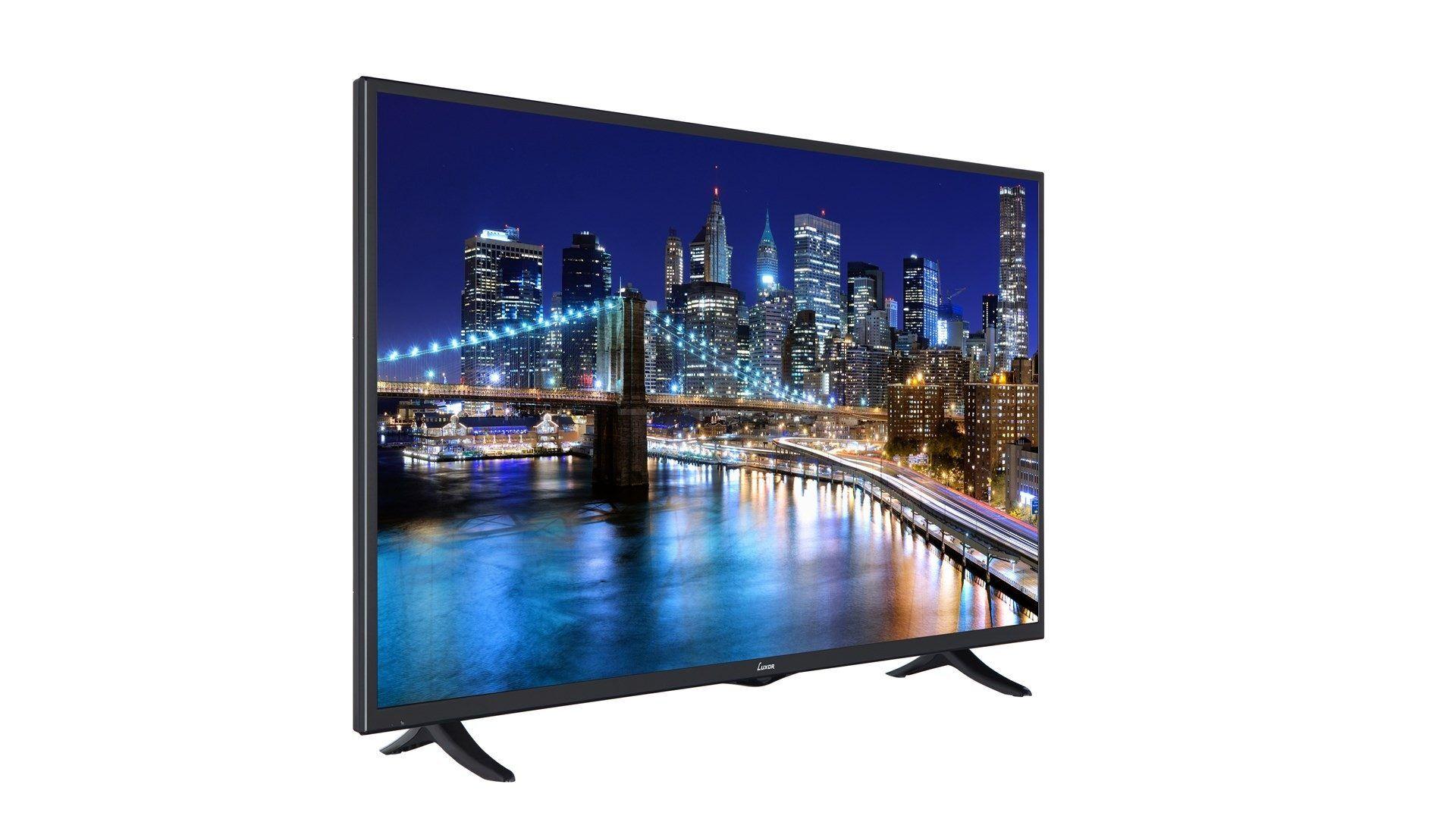 False Luxor 50-tums 4K Smart LED-TV med WiFi