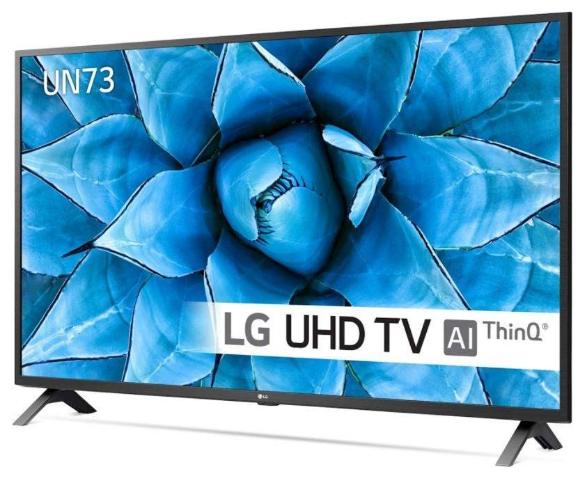 LG 65-tums UHD 4K Smart-TV med Wi-Fi