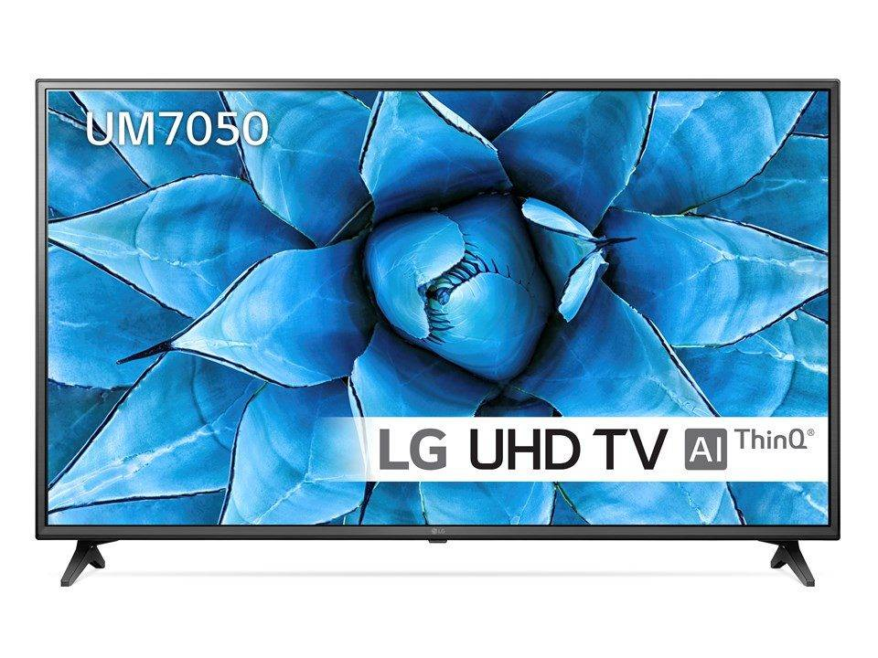 LG 55-tums IPS UHD 4K Smart-TV