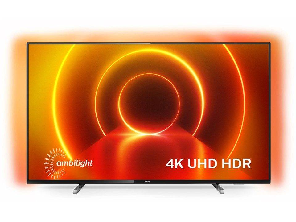 Philips 65-tums 4K Smart UHD-TV