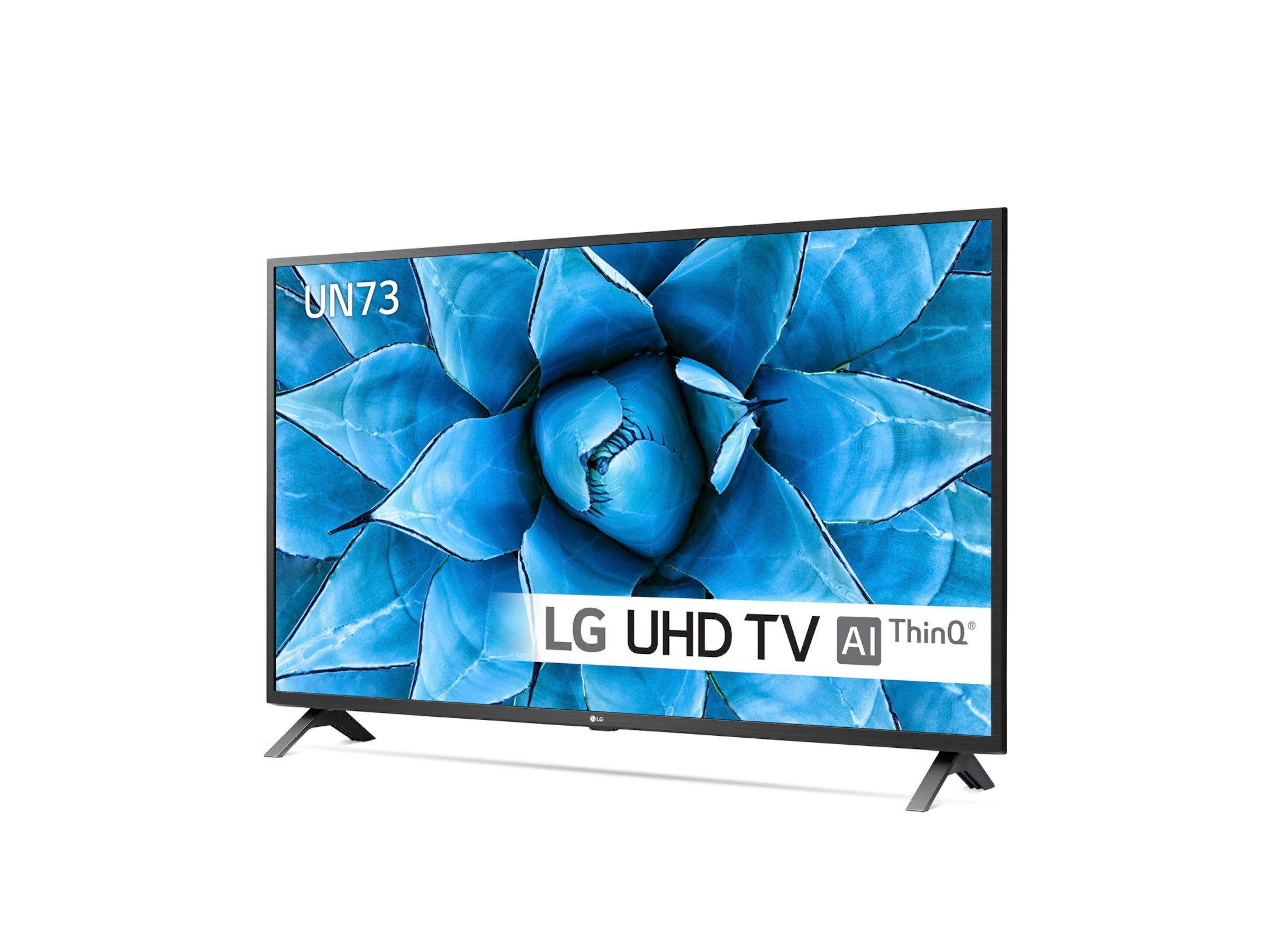 LG 50-tums UHD 4K Smart-TV med Wi-Fi
