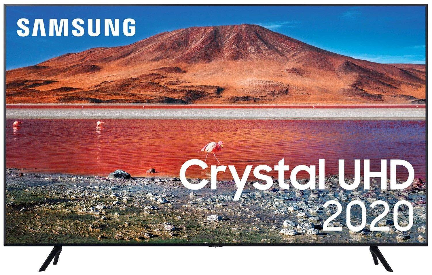 Samsung 55-tums UHD 4K Smart-TV