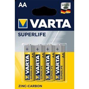 Varta Superlife AA-batterier LR06