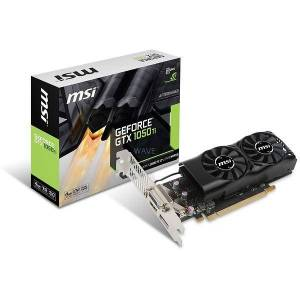 MSI GeForce GTX 1050 Ti GDDR5 4GB LP