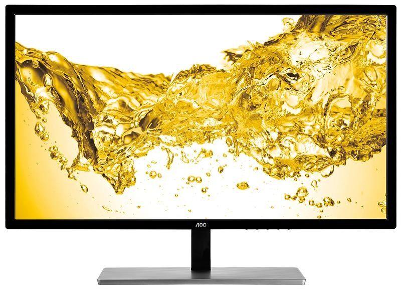 AOC 28-tums UHD 4K LED-skärm