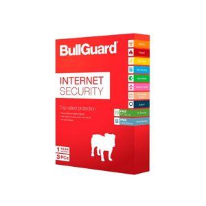 Bullguard Internet Security 2018 3 användare i 1 år