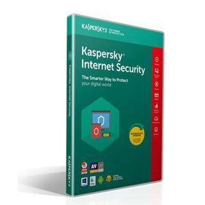 Kaspersky Internet Security med 1 användare i 1 år