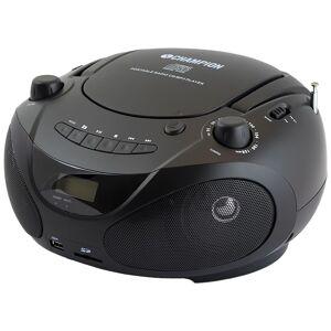 Champion boombox med CD, radio och MP3-uppspelning