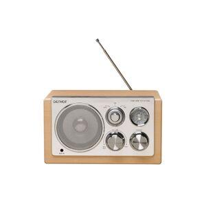 Denver AM/FM-radio