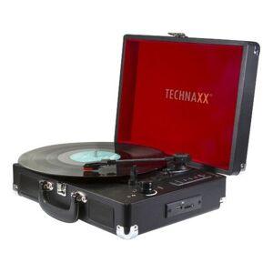 Technaxx skivspelare och digitalisering