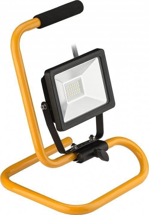 Goobay Kraftfull portabel 20 Watts LED-lampa