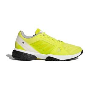 Adidas ASMC Barricade Boost Women Yellow Size 41 1/3 41 1/3
