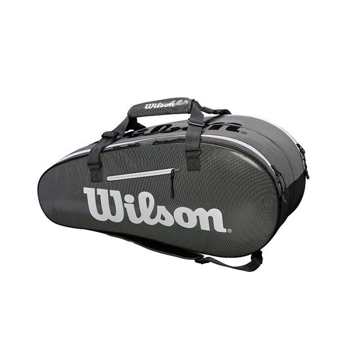 Wilson Super Tour 2 Comp Large Black/Grey