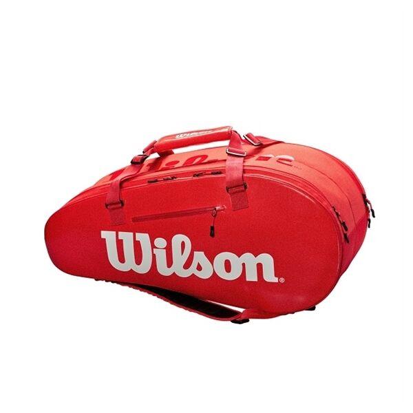 Wilson Super Tour 2 Comp Large Red